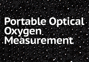 Portable Optical Oxygen Measurement