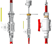 Isolation and Ball valve applications